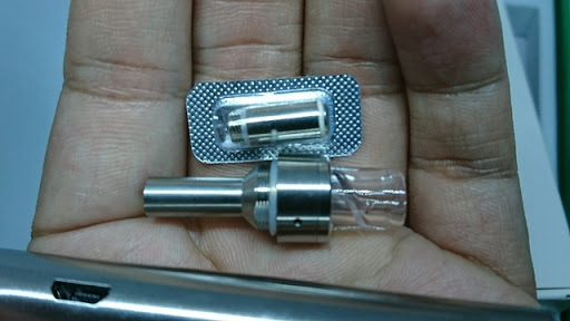 DSC 3574 thumb%255B2%255D - 【ベプログ】電子タバコ お手軽スターターキット「Eleaf iCare 140×国産リキッド」セット【初心者/VAPE/電子タバコ/スターターキット】