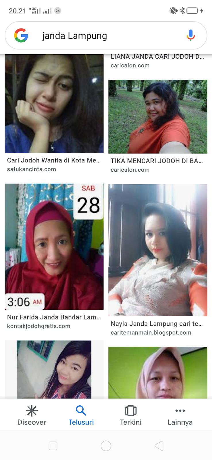 Cari Jodoh Janda Lampung Cantik Manis Sexy