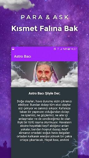Astro Bacı - Gerçek Medyum Fal Bak screenshot 3