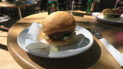 Drysdale Burger
