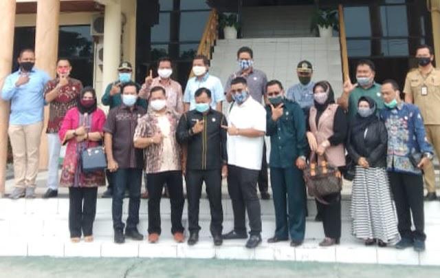 Penyusunan Raperda, Bapemperda DPRD Kapuas Kaji Banding