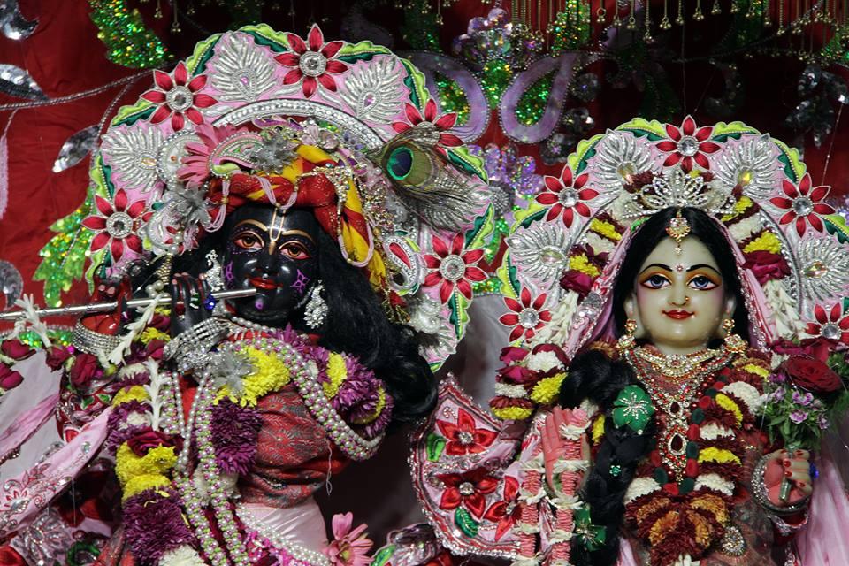 ISKCON Delhi Deity Darshan 06 Jan 2016 (16)