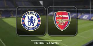 Chelsea vs Arsenal Premier League Match Highlights