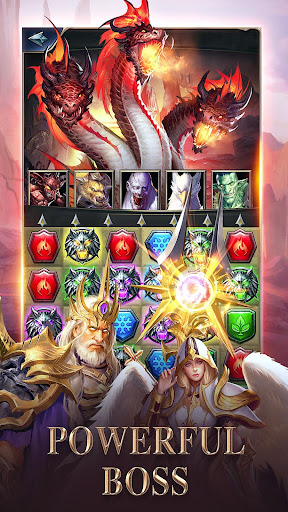 MythWars & Puzzles: RPG Match 3 screenshots 18