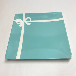 Tiffany & Co. Square Bow Plate