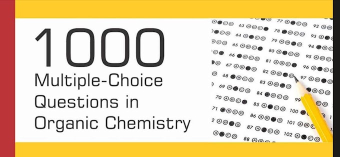 Organic chemistry 1000+ important multiple choice questions JEE and NEET
