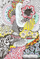 436 Zentangle Dream