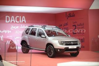 19e Salon de l'automobile d'Alger : Le Dacia Duster Valley mis en avant