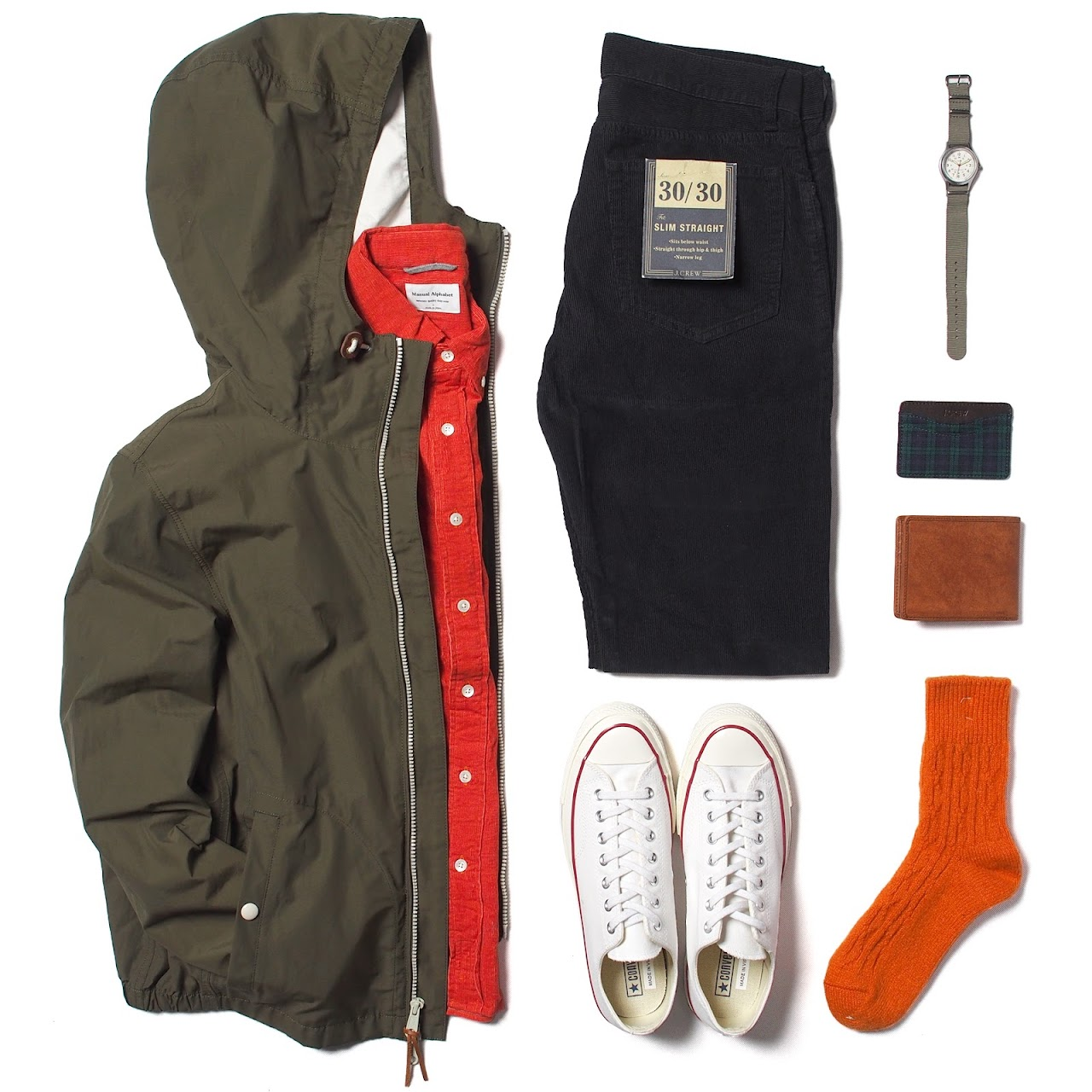 2016-11-28 Today's Outfit Idea