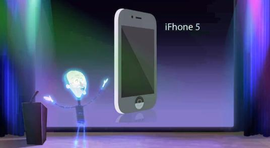 Steve Jobs is Back Just In Time For iPhone 5 Release