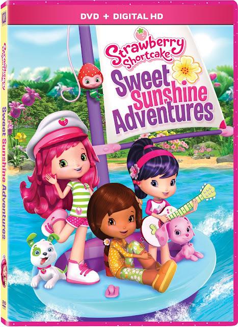 Cuộc Phiêu Lưu Ly Kỳ - Strawberry Shortcake Sweet Sunshine Adventures