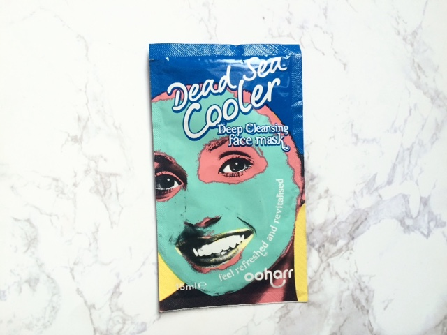 Ooharr face mask clay mask skincare