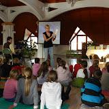 Író- olvasó találkozó Finy Petrával 2012.11.20