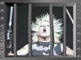 Drummer Scorpions Dipenjara dan Dianggap Menghina Orang Islam