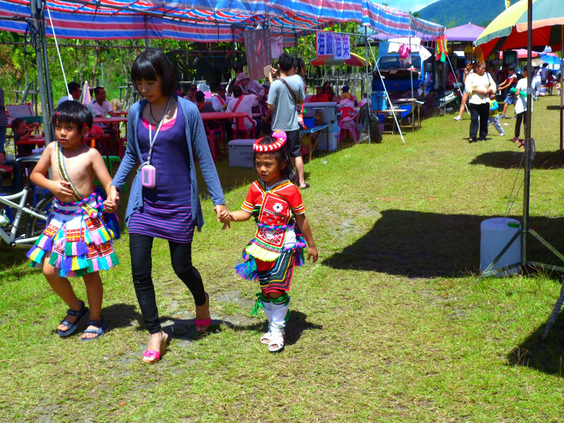 Hualien County. De Liyu lake à Guangfu, Taipinlang ( festival AMIS) Fongbin et retour J 5 - P1240655.JPG