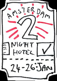 DIY hotel keycard from Tom
