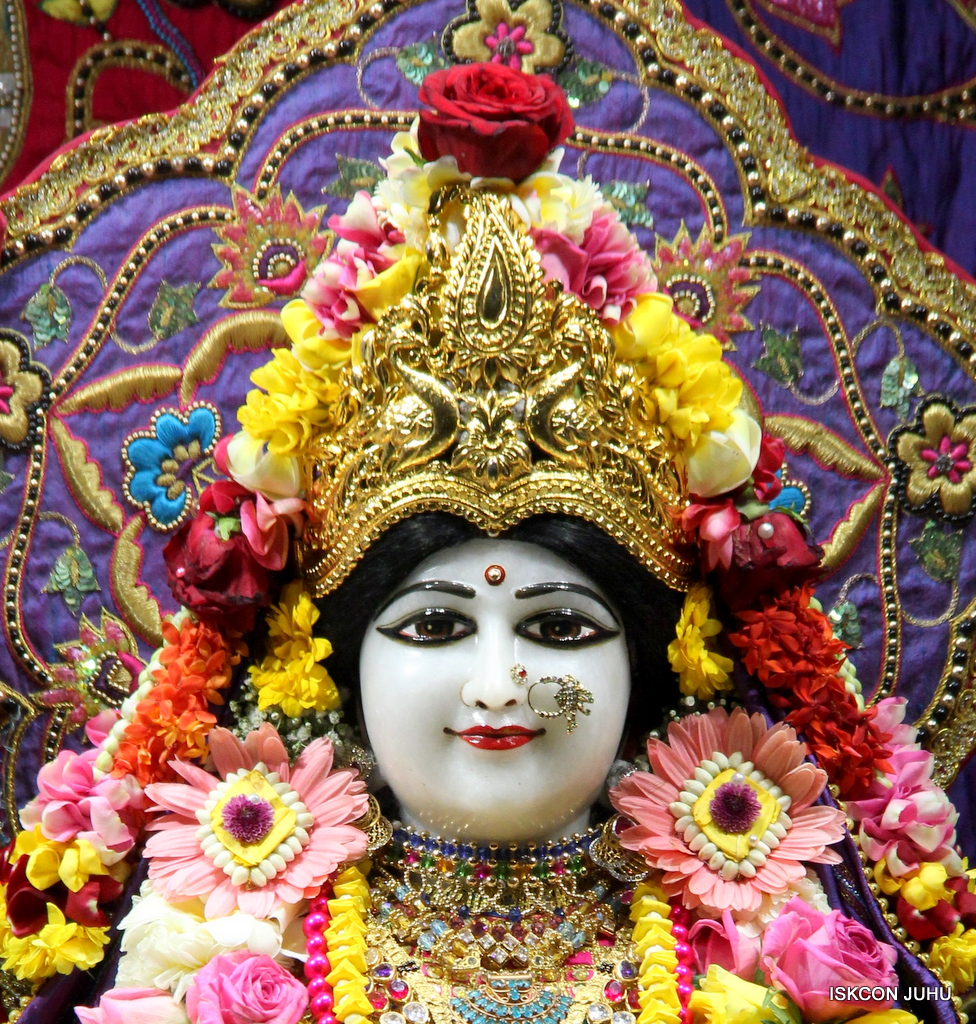 ISKCON Juhu Sringar Deity Darshan on 20th Jan 2017 (6)