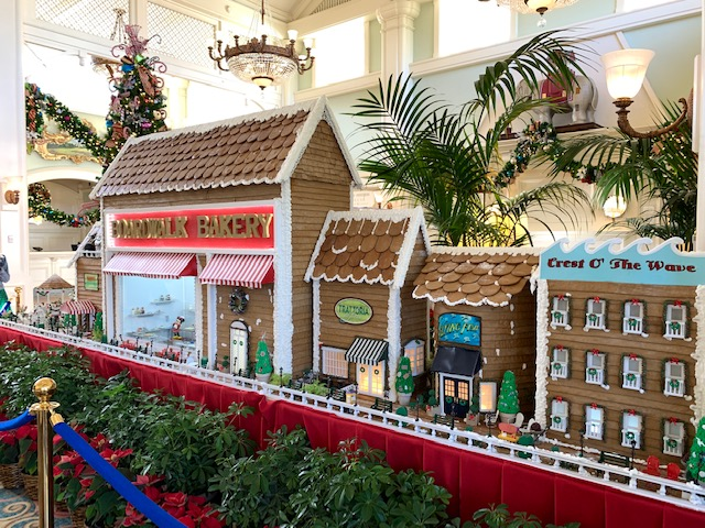 Gingerbread Boardwalk