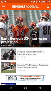 Cincinnati Bengals- screenshot thumbnail