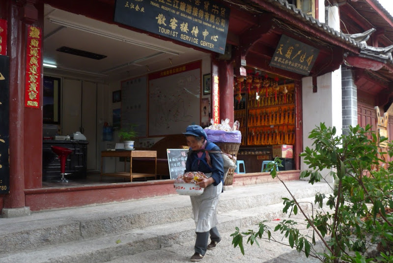 Chine. Yunnan.LIJIANG , Dragon snow mountain,puis lac LUGU - P1230092.JPG
