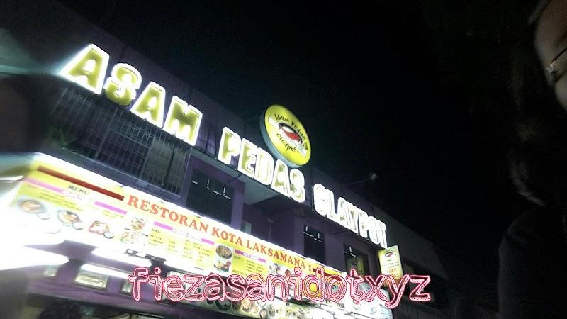 JJCM di Melaka #AsamPedasClaypot