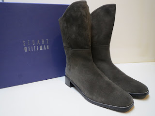 Stuart Weitzman Equestrian Boots