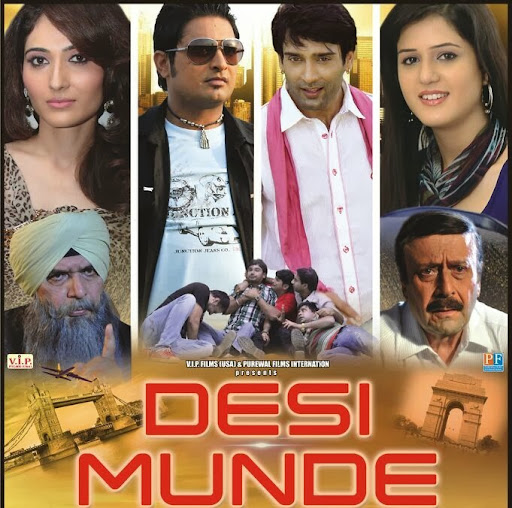 Desi Munde Blog
