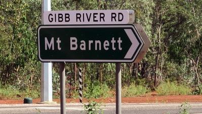 Start of Gibb Sign