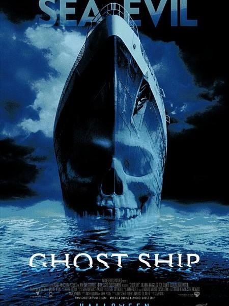 Con tàu ma - Ghost Ship