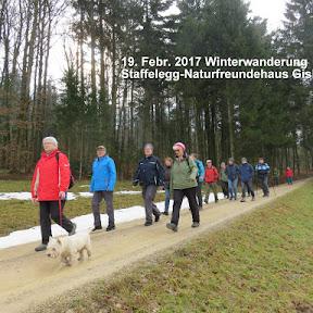 Winterwanderung Staffelegg-Gislifluh-Veltheim