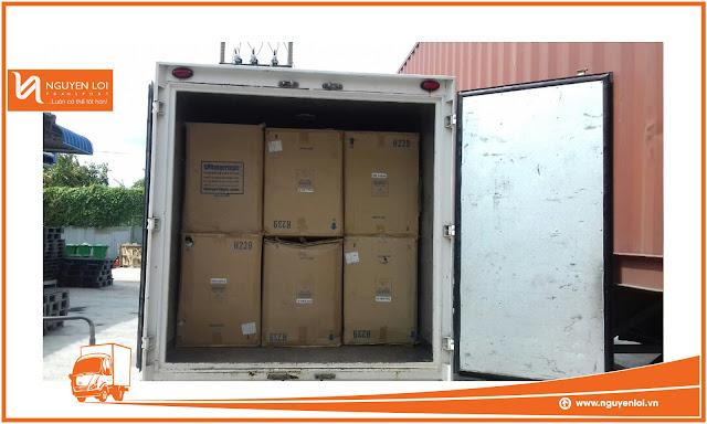 Dịch vụ cho thuê xe tải chở hàng quận 12