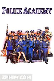 Học Viện Cảnh Sát - Police Academy (1984) Poster
