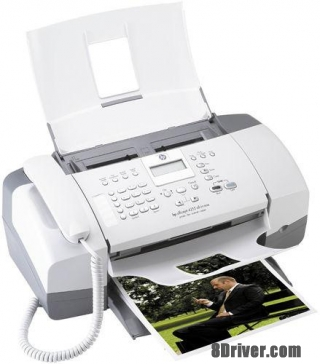Download HP Officejet 4255 Printer drivers and install
