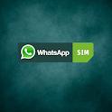 WhatsApp SIM icon
