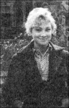 Ирина Емельянова в лагере, 1961