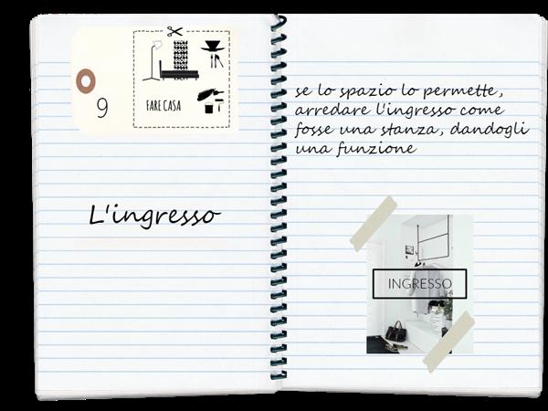 9- L'INGRESSO
