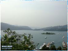 日月潭國家風景區-拉魯島(光華島)