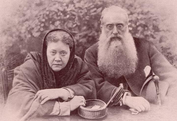 Helena Petrovna Blavatsky 14, Helena Petrovna Blavatsky