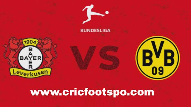 Bundesliga: Bayer Leverkusen vs Borussia Dortmund Live Stream, Preview and Prediction