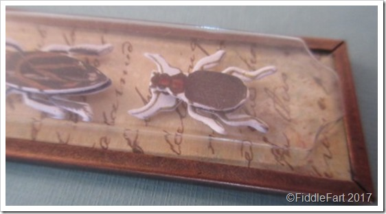 Insect Memory Frame Pendant 6