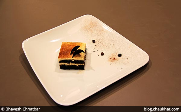Tiramisu Cake served at 212 All Day Cafe & Bar at Phoenix Marketcity in Pune