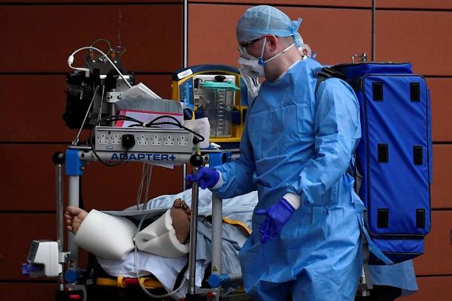 El Reino Unido registró su cifra diaria de muertes por COVID-19 más alta en siete meses