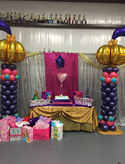 Birthday Parties & Valentine Dinner