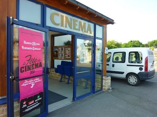 Visiter le site du Cinéma Atlantic à La Turballe