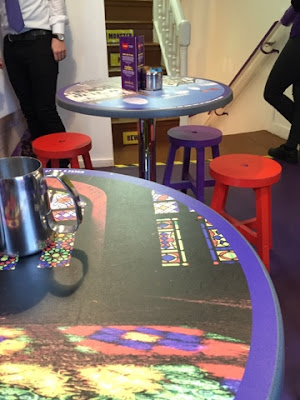 Cadbury's creme egg cafe