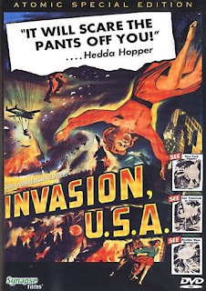 Alfred E. Green's Invasion USA (1952) Cover