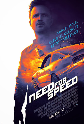2014 Disney Movies: Need for Speed