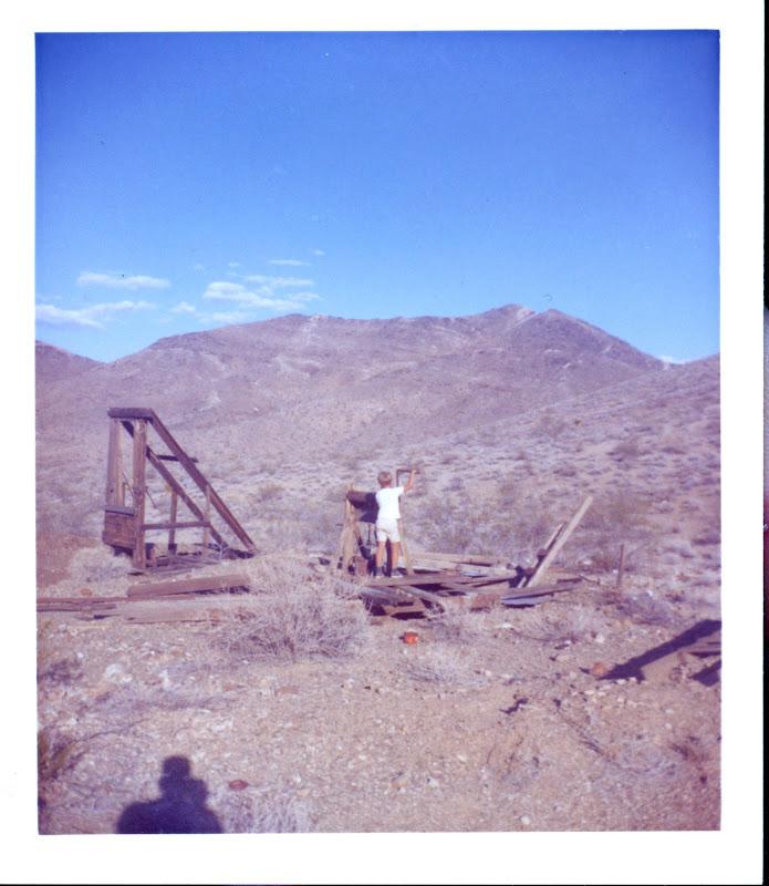 Desert with Bob Boekman