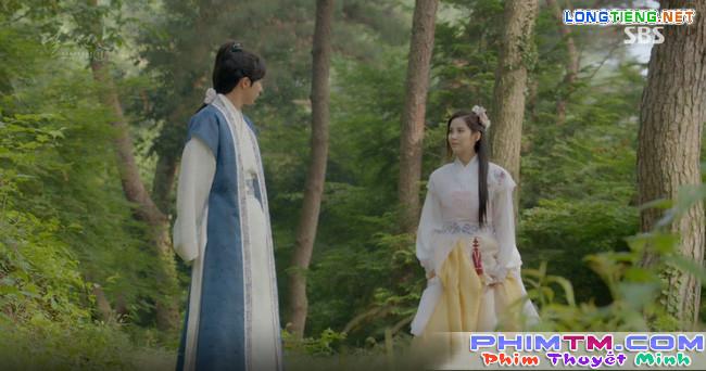 Moon Lovers: Tứ hoàng tử Lee Jun Ki bị ép cưới… cháu gái 12 tuổi - Ảnh 25.