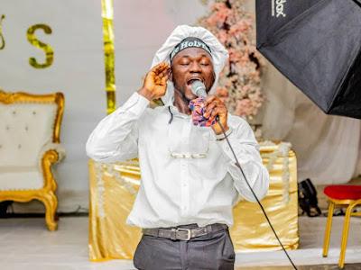 Mc Holyfaze :- Best Multi-talented MC in Surulere